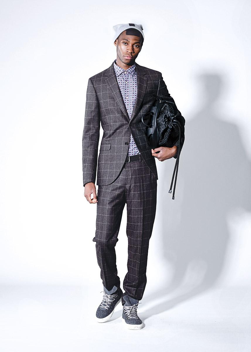 Gemeinsam mit Wormland stellt N Style die Fashion Trends Fall Winter 2017 für Männer vor.