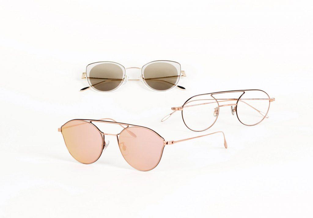 Wir lieben die Brillen des japanischen Labels Yuichi Toyama.