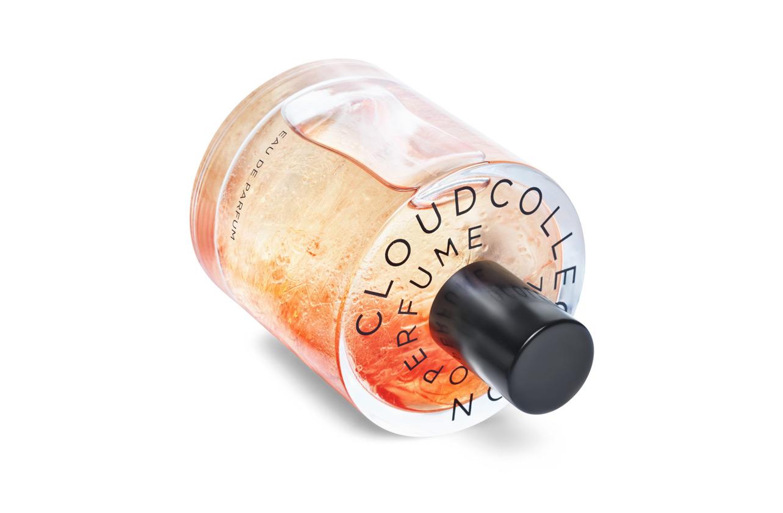 Der Molekular-Duft entfaltet sein Spektrum mit der Reaktion auf die Umwelt.