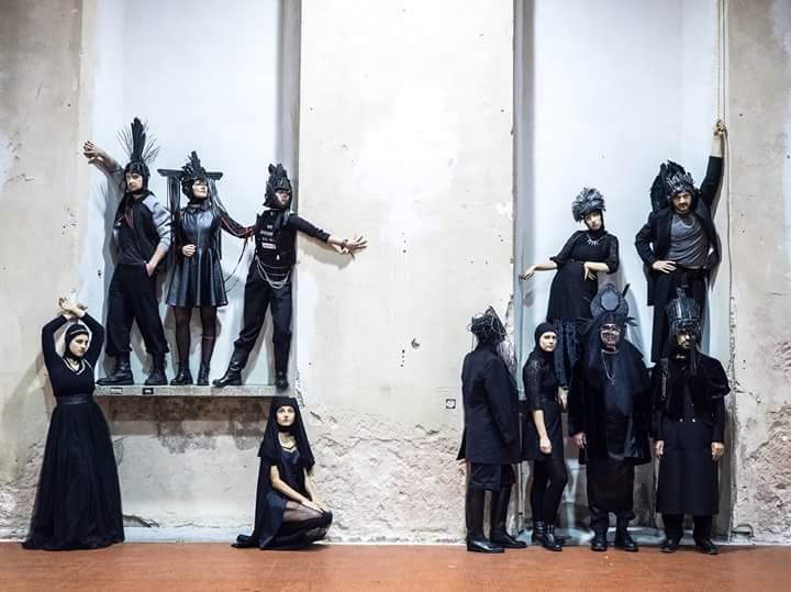 Theaterstück Antigone