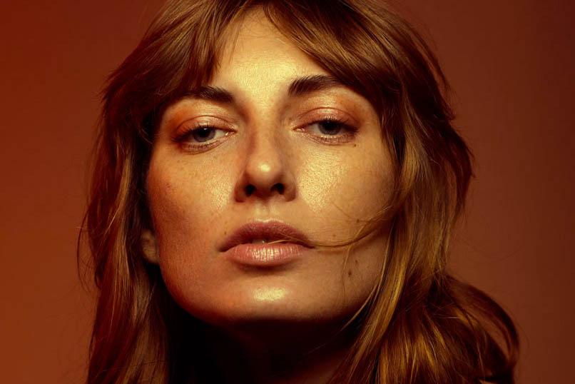 Model Tatiana Chechetova