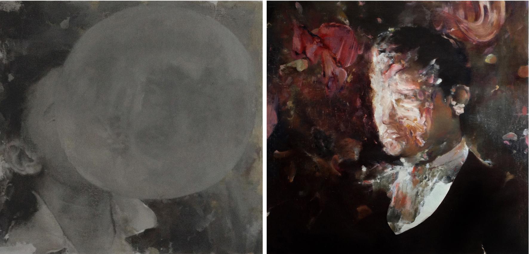 raum für zeitgenössische kunst . laurentiu feller zeigt Marius Vatamanu – Economics of memories