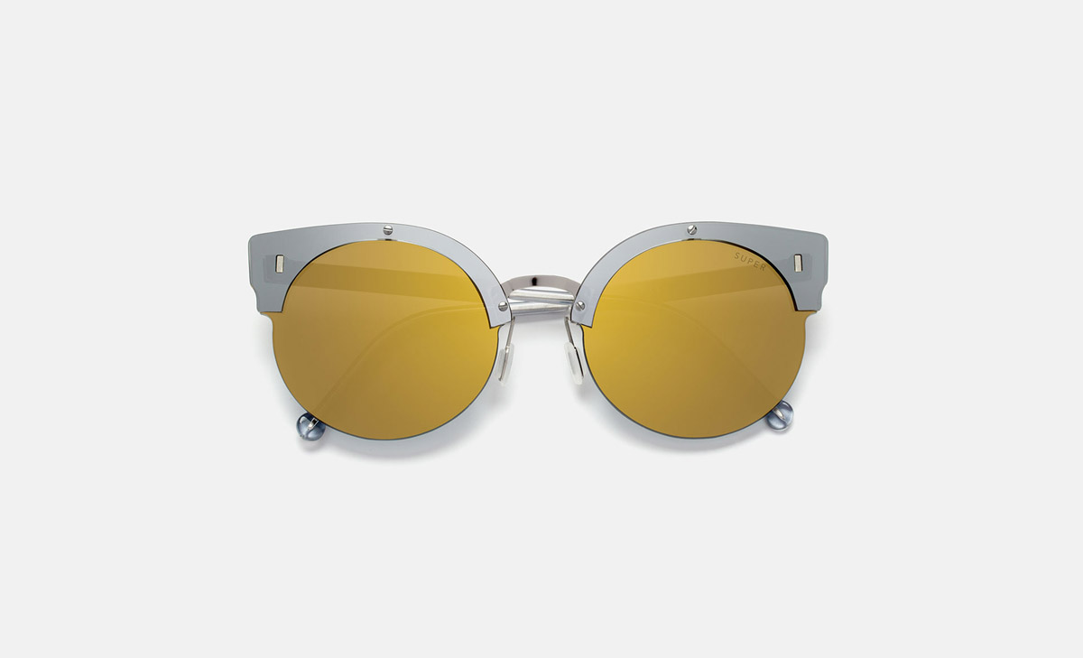 Brille von Super by Retrosuperfuture