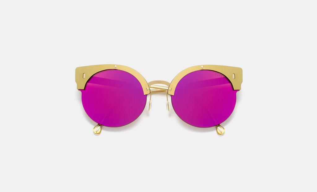 Brille von Super by Retrosuperfuture