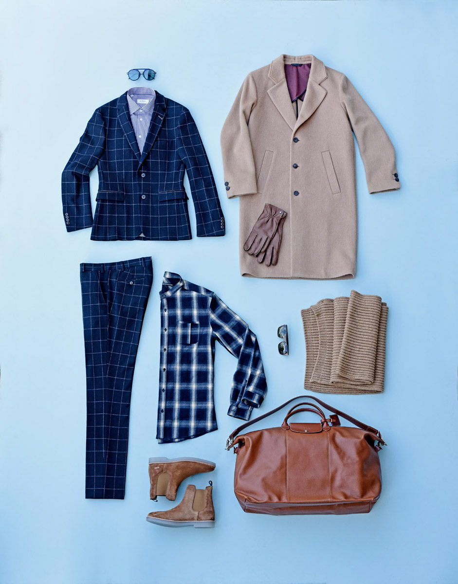 N Style Guide #11 Men at work: Blau trifft auf Beige