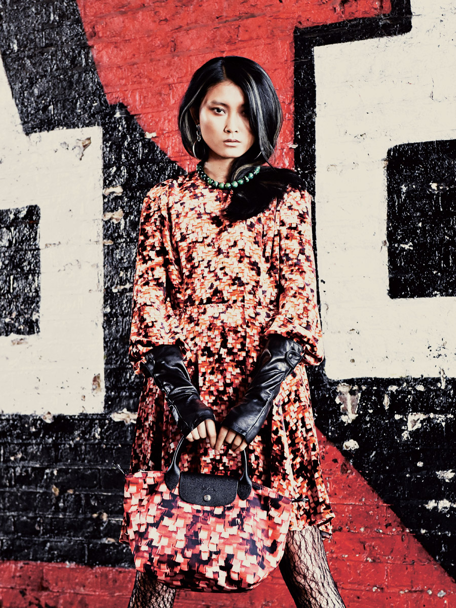 Kim Nhung in N Style Guide issue #11