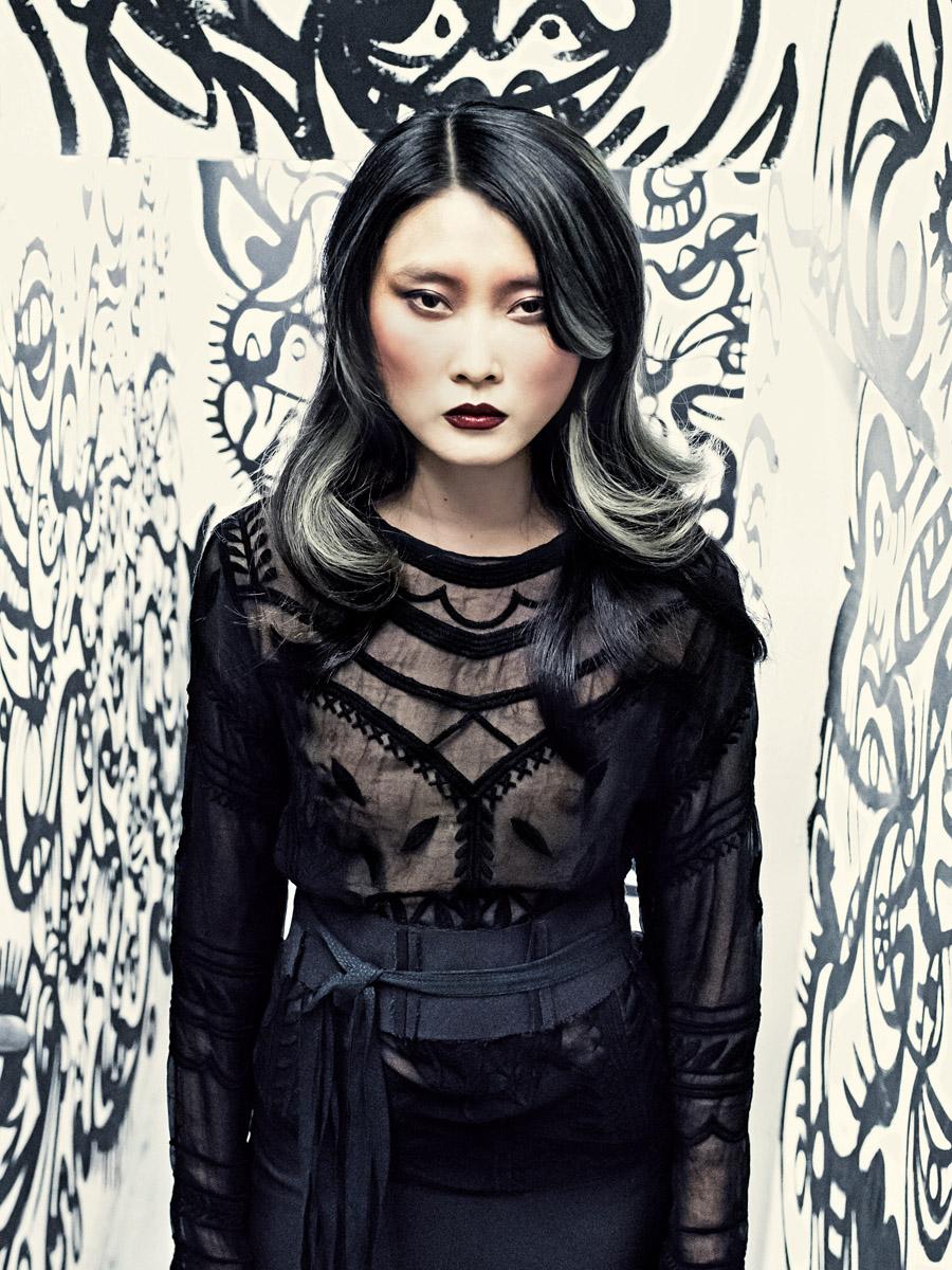 Kim Nhung Portrait