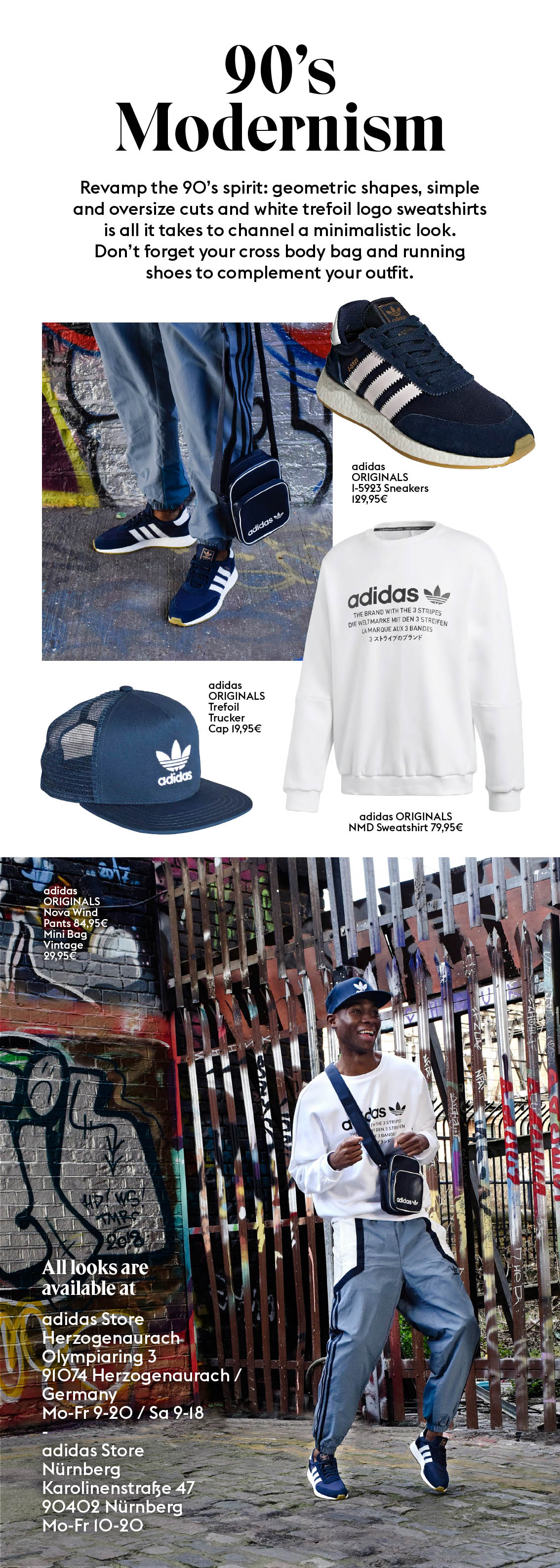 N Style x adidas Editor's Pick - Next level