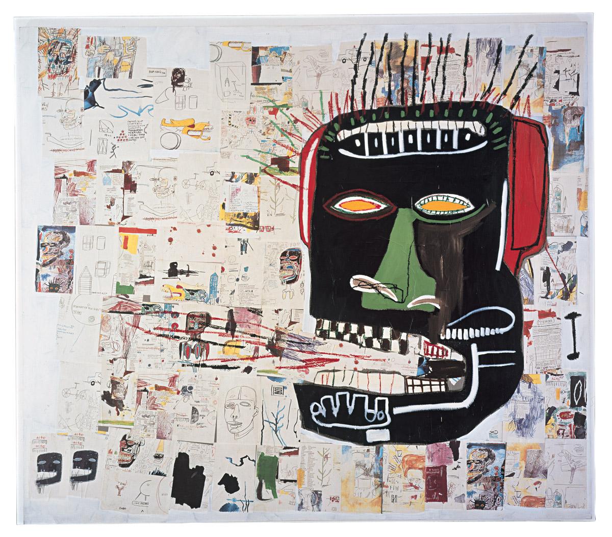 Basquiat Glenn, 1984