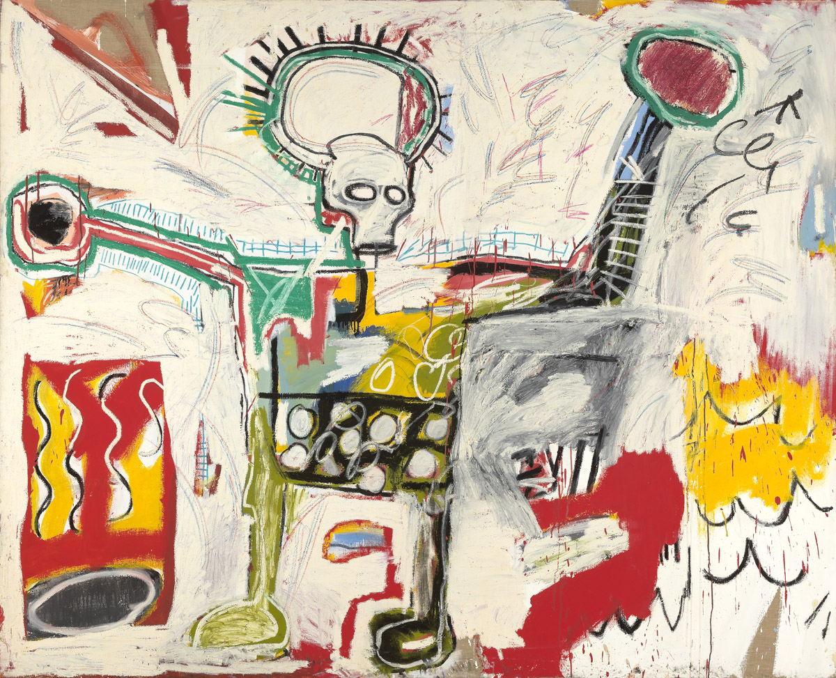 Basquiat Untitled, 1982