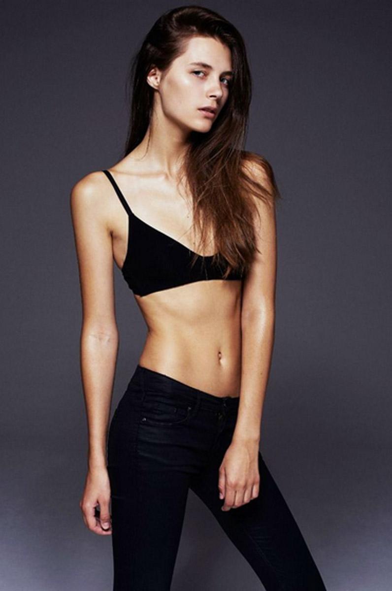 Model Liuba Petrova
