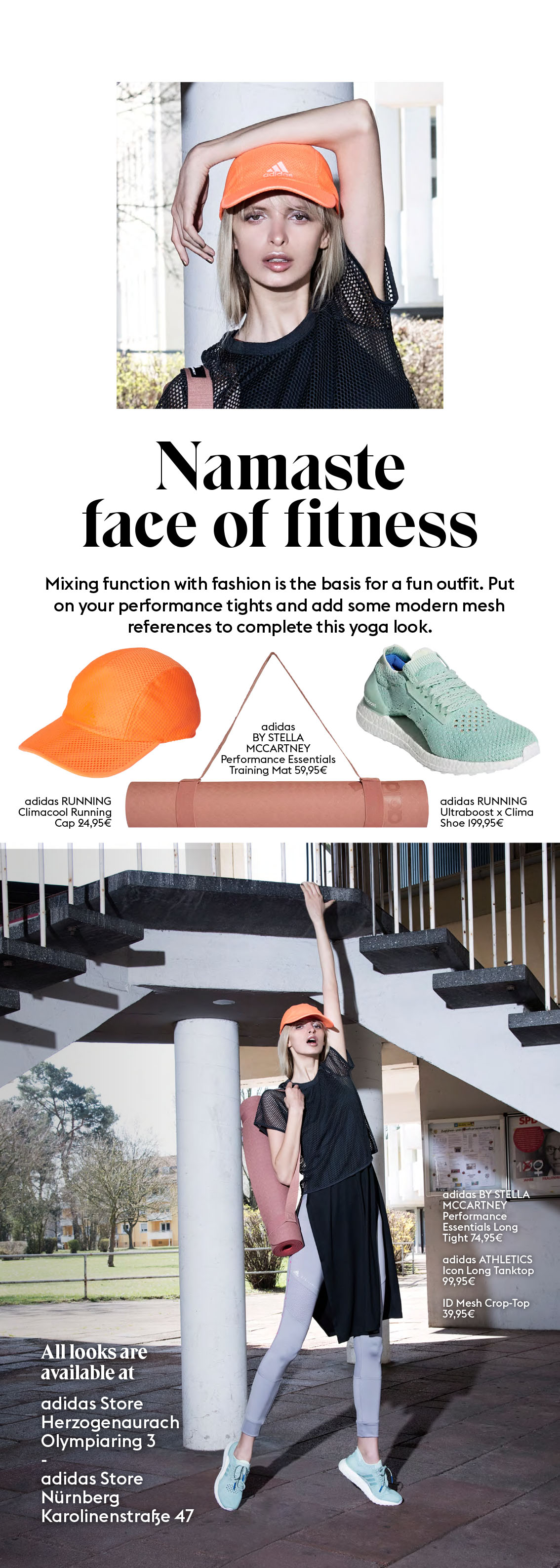 adidas cross over trends by N Style Guide