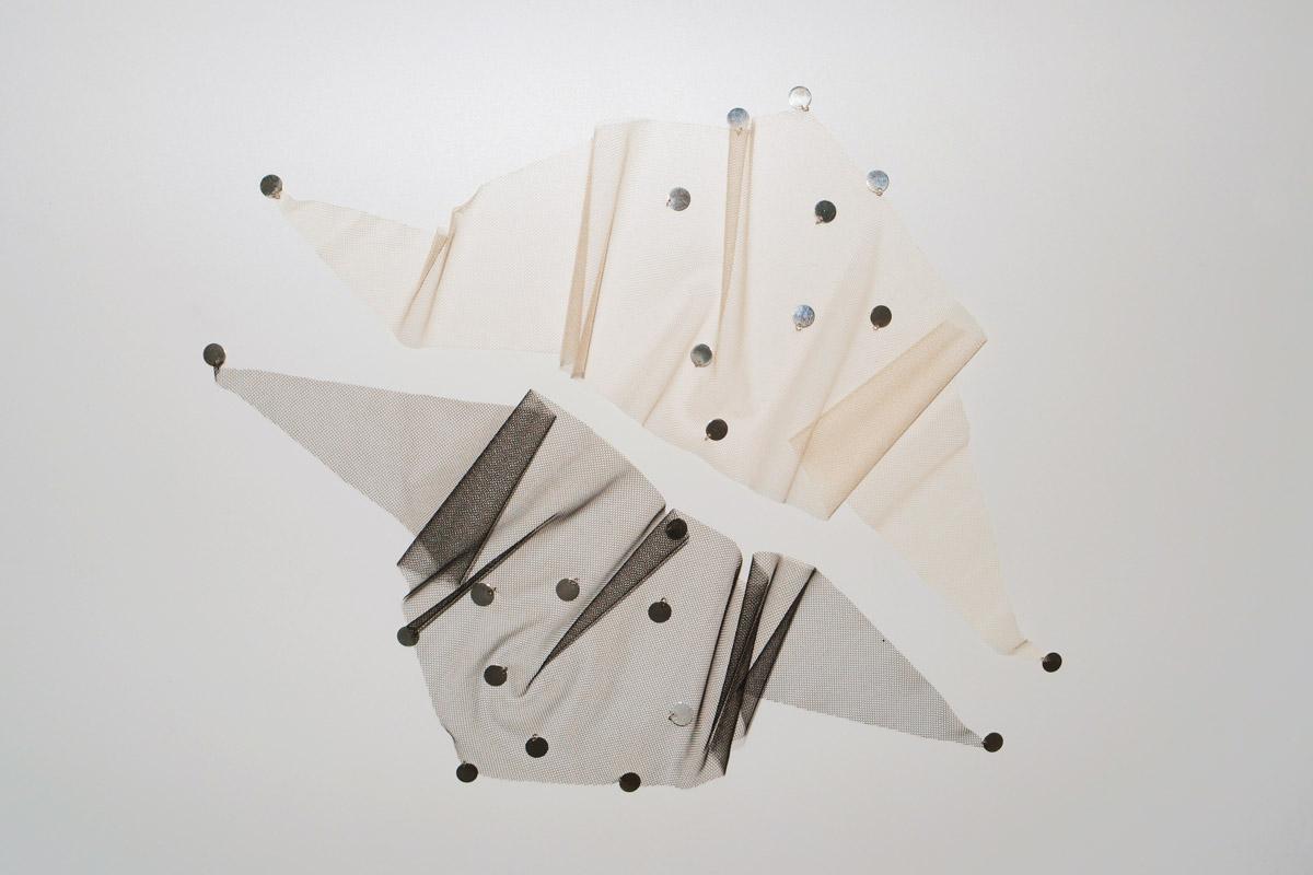 Saskia Dietz x Pan and the Dreams - Paillettes Scarf