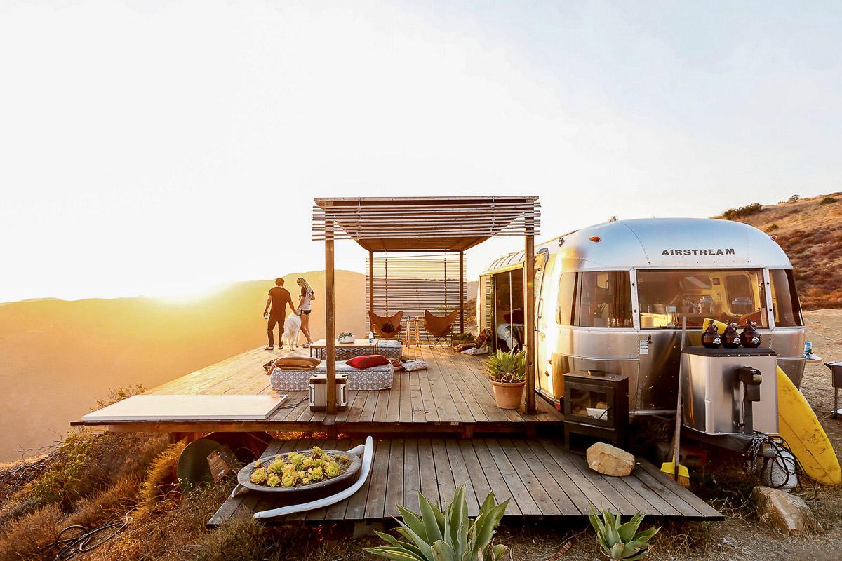 Hideouts, Airbnb, Gestalten 2018