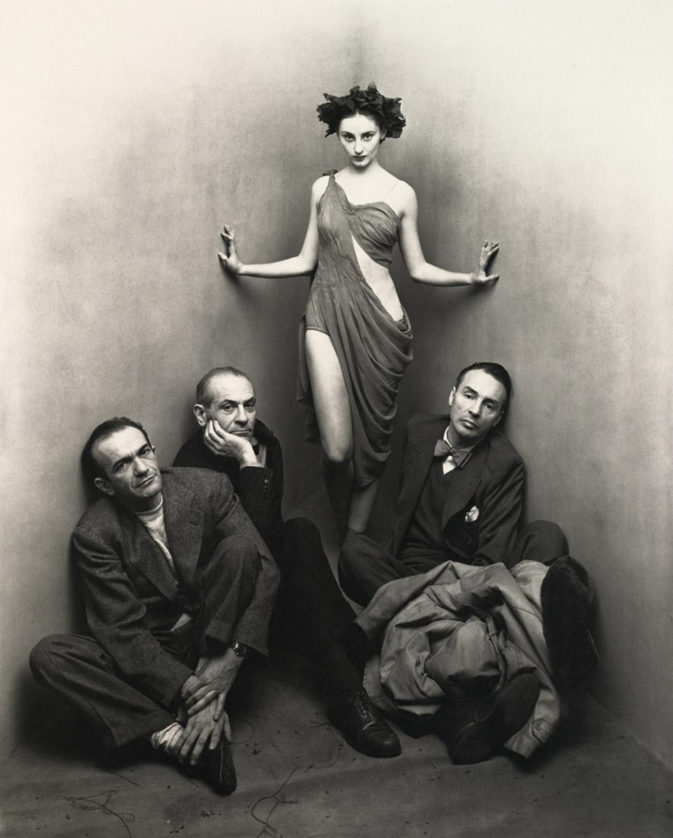 Ballet Society, New York, 1948 © Condé Nast