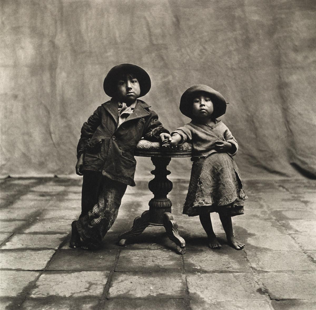 Cuzco Children, 1948 © Condé Nast