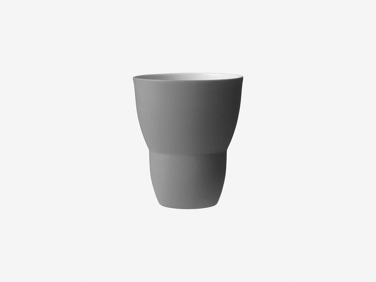 Vipp Tasse grau