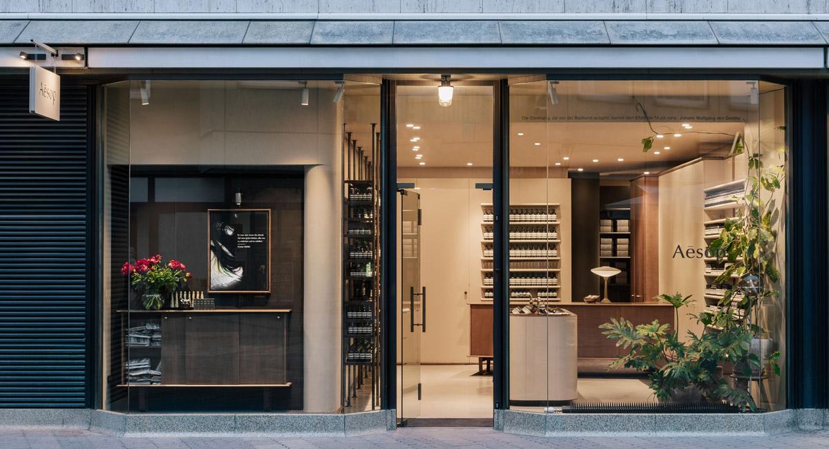 Aesop Store Nürnberg