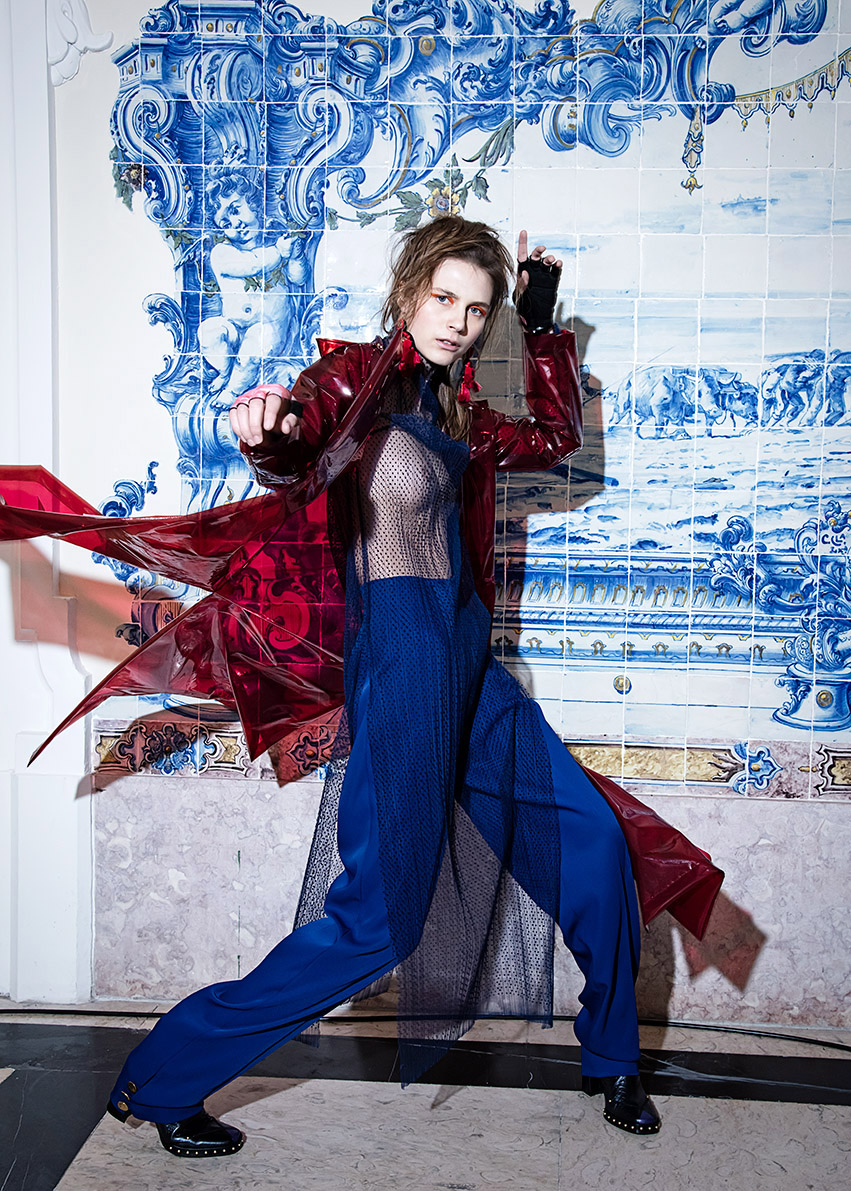 Designer Special backstae Moda Lisboa A/W 2018