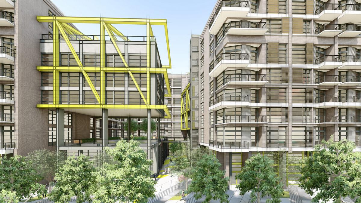 Diesel residential building Wynwood
