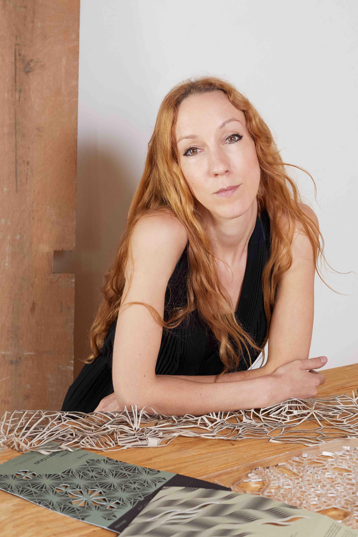 Designerin Iris van Herpen